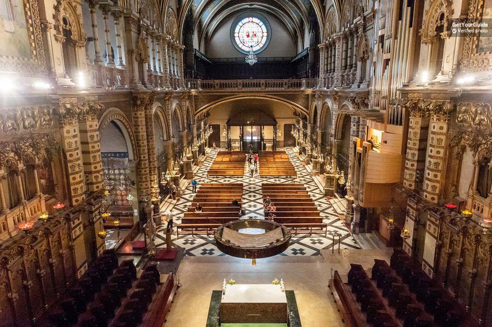 Montserrat e Monastero della Madonna Nera – Barcellona e dintorni 26634fe88c2